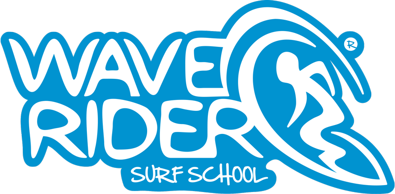 Waverider surf school logo