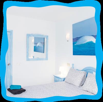Waverider Villa Bed