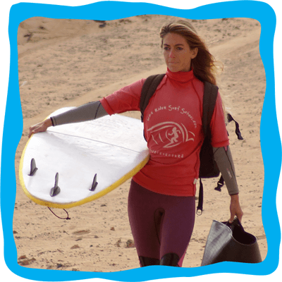 Surf Instructor Tee