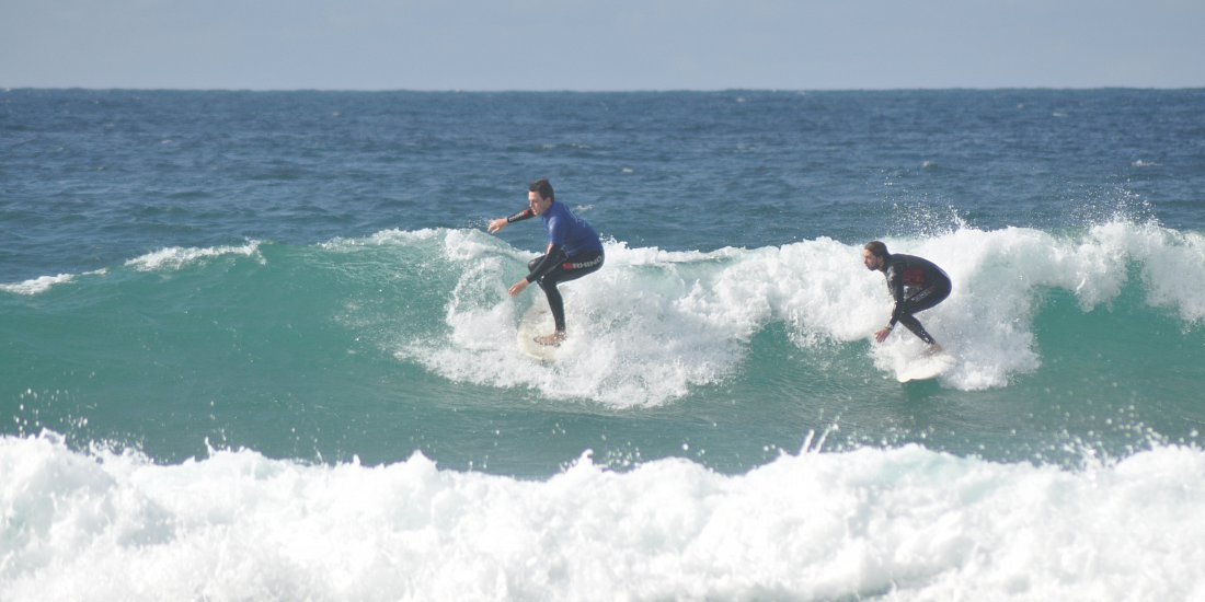 Intermediate Surf Course