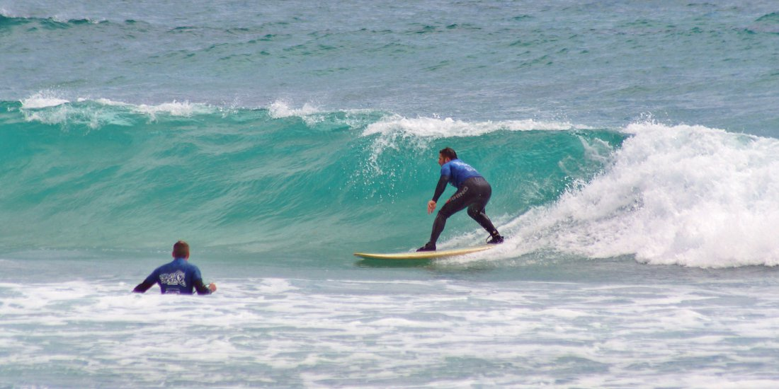Improvers Surf Course